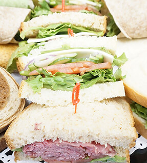 Catering Options from Maine Bagel