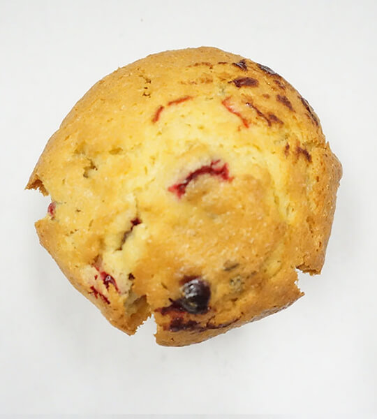 Cranberry Nut Muffin