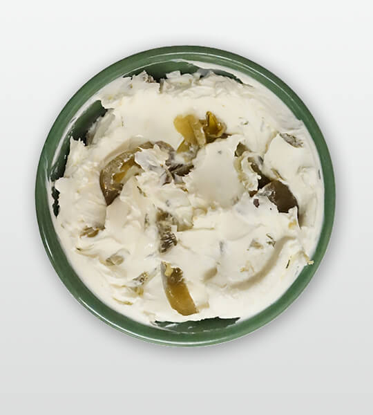 Jalapeño Cream Cheese