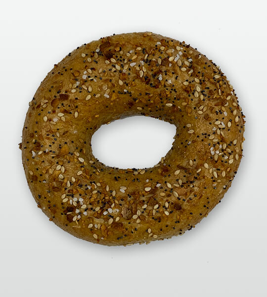 Whole Wheat Everything Bagel